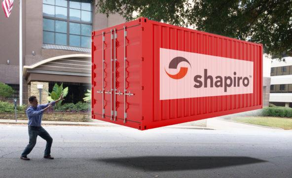 Andrew Mackey, Global Logistics Specialist, Shapiro