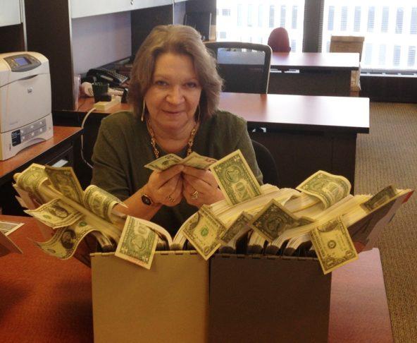 Jane Taeger, Direcor of Compliance, Shapiro